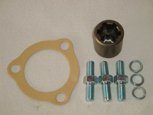 3 Bolt Pump Fitting Kit For 20 Series Pump